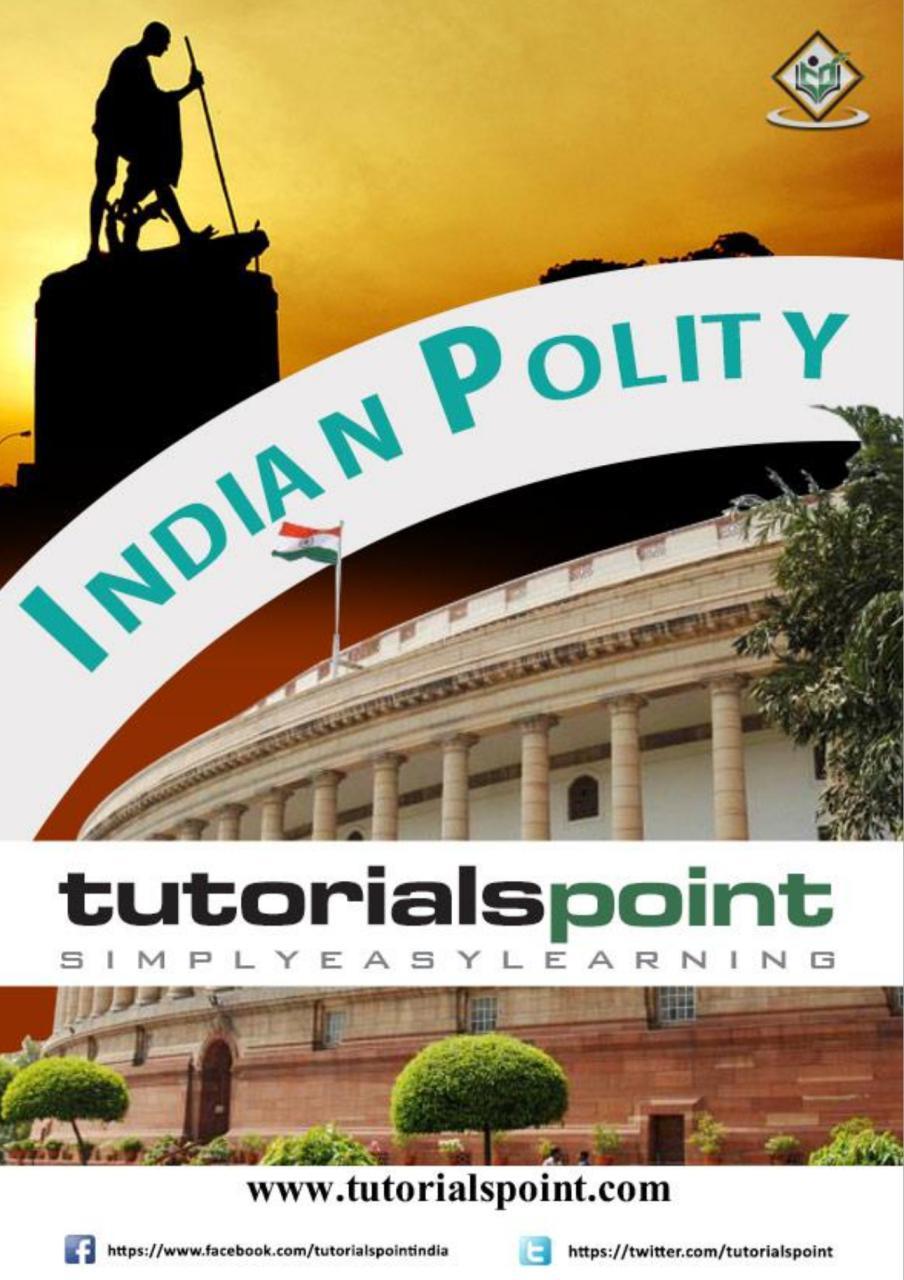 Tutorials Point Indian Polity Pdf Download Upscpdf