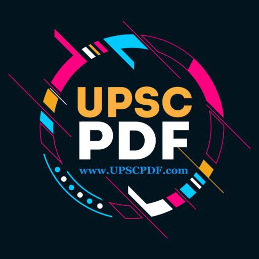 UPSCPDF: Free E-Book Study Material for IAS and PCS Preparation