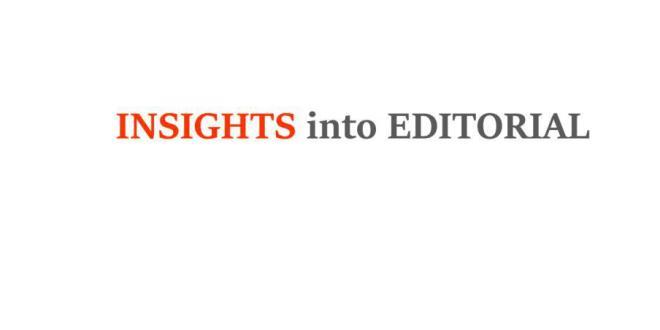 Insight IAS Daily Editorial January 2019 PDF     UPSC PDF