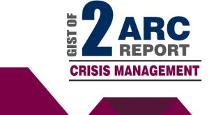 GS Score 2nd Arc Report Crisis Management PDF