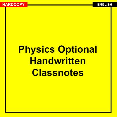 Physics notes in pdf