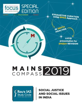 Raus IAS Mains Compass 2019 Social Justice and Social Issues PDF
