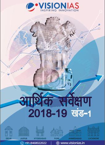 vision economic survey hindi
