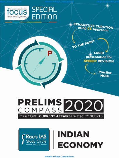 Raus IAS Prelims Compass 2020 Economy PDF