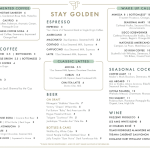 Restaurant Menu Design Ideas And Examples To Get Inspired