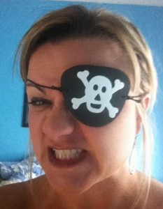 My best pirate impression