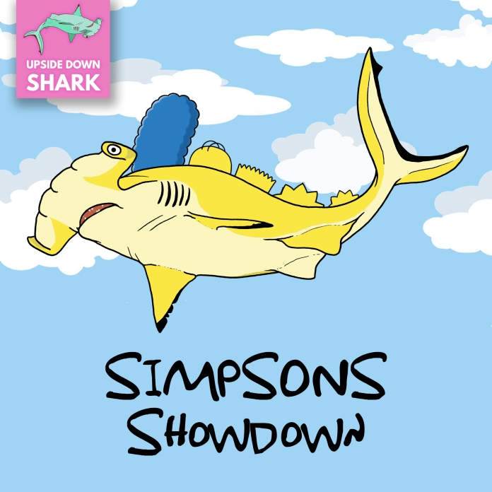 Simpsons Showdown logo
