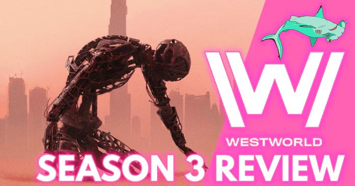 Westworld season 3 review thumbnail