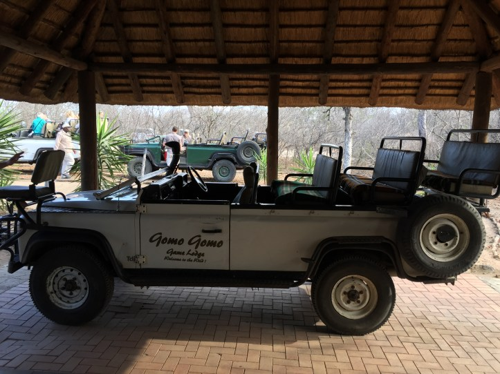 GoSAfari organized tours Gomo Gomo Game Lodge, Greater Kruger Park
