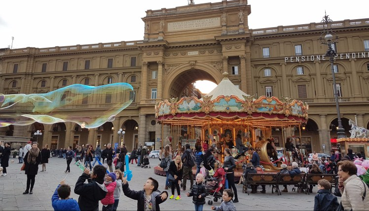 Overtourism in Florence