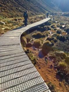 Soda Springs walkway