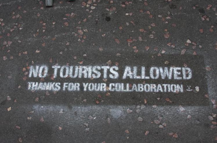 overtourisming the world