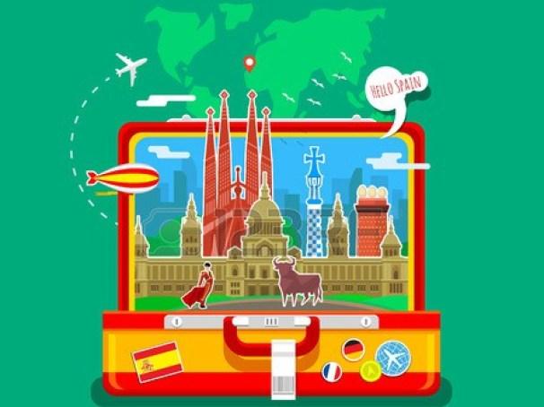 spain travel popular spots