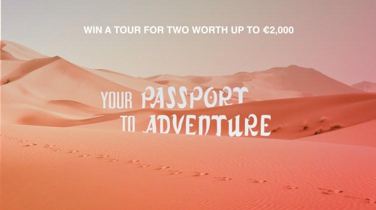 TourRadar Contest passport to adventure win a trip to Egypt, Morocco or Greece