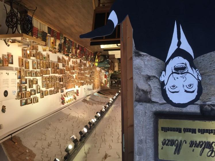 galeria maxo, artsy El Born quarter , barcelona