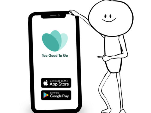 interview with too good to go app download