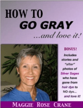 how to go gray