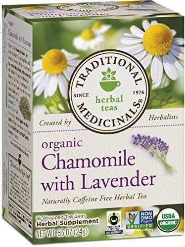 chamomile lavender tea