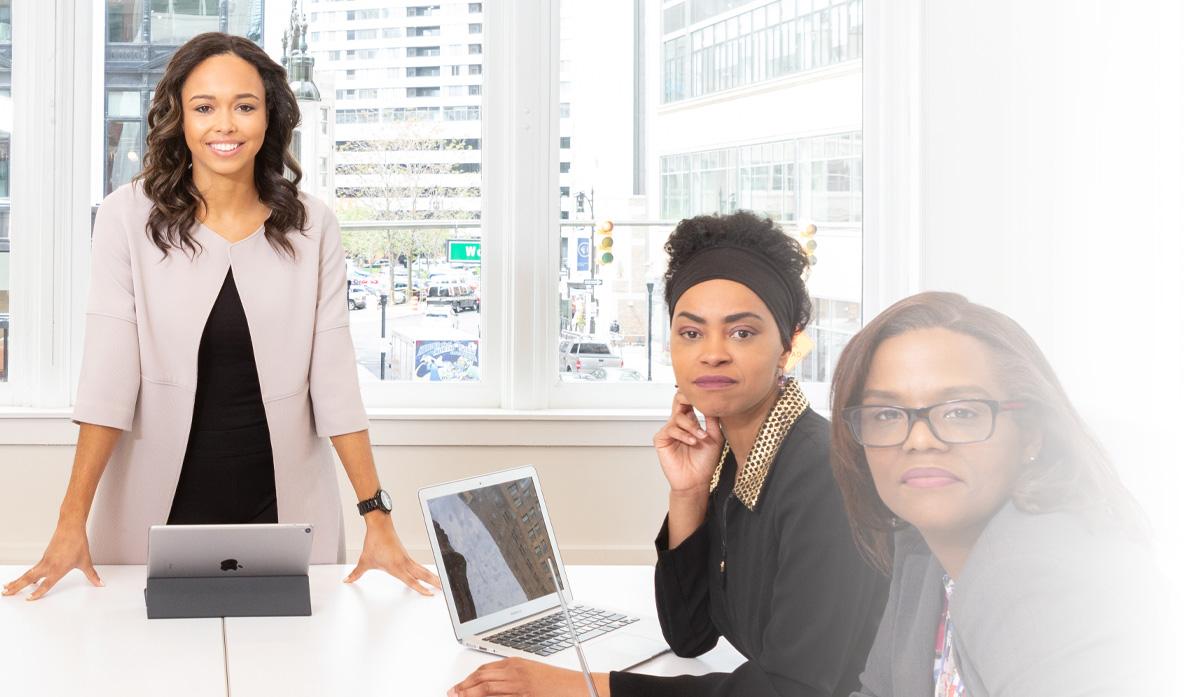Upside Productions Black Business Women Image