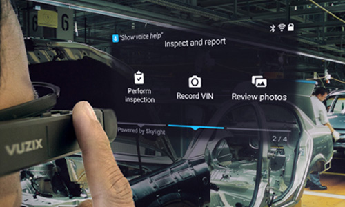 AR in Auto Manufacturing