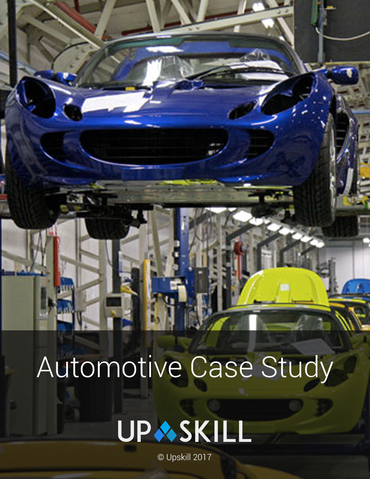Augmented Reality in Automotive Case Study