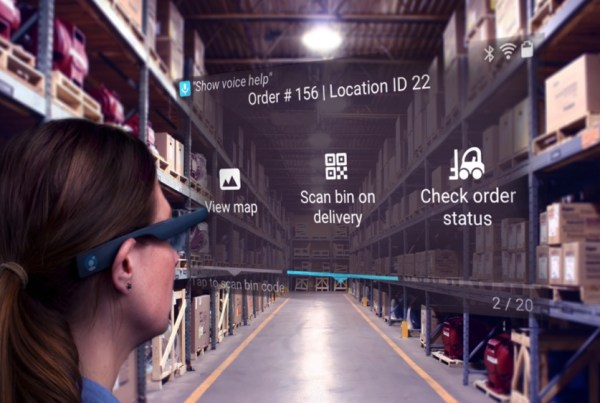 Warehousing AR solutions