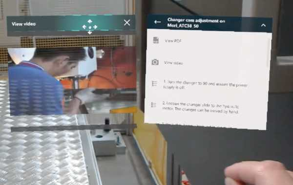 Consult multiple sources of data at once with Skylight AR platform