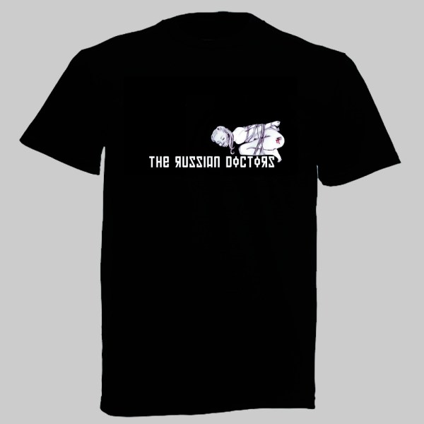T-Shirt - The Russian Doctors - Gefesselt - schwarz