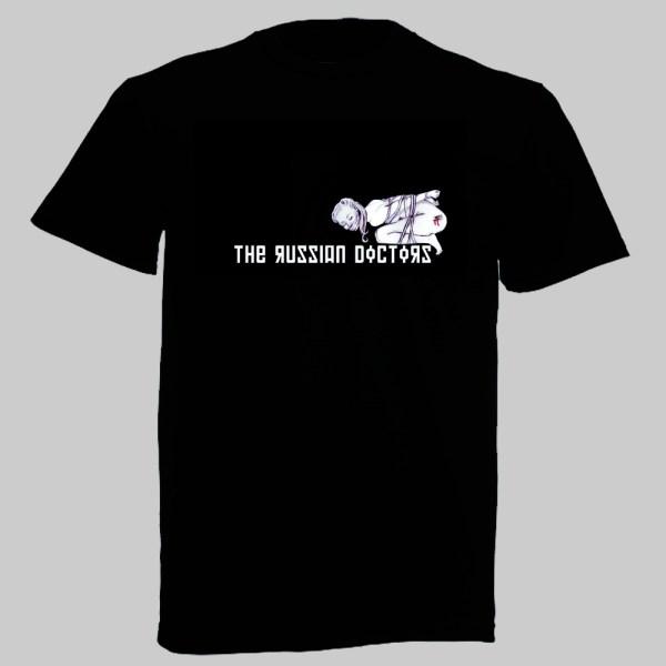 T-Shirt - The Russian Doctors - Gefesselt - schwarz