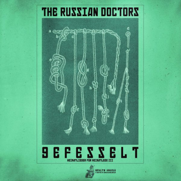 The Russian Doctors _ Gefesselt LP farbig