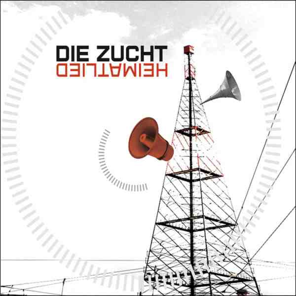 LP - Die Zucht - Heimatlied