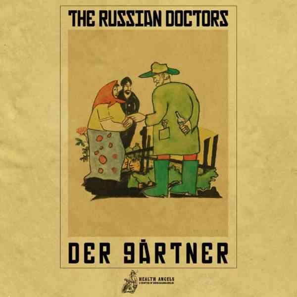The-Russian-Doctors-Der-Gärtner-EP