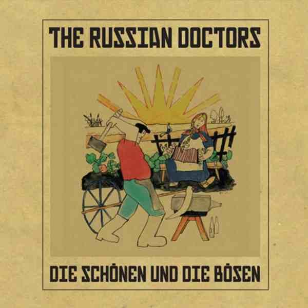 The-Russian-Doctors-Die-Schönen-und-die-Bösen-CD