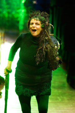 Into The Woods -- The Royal Exchange, Manchester © Jonathan Keenan