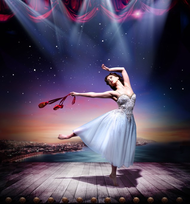 Matthew Bourne's The Red Shoes ~Ashley Shaw as Victoria Page~