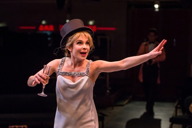 Kaisa Hammarlund in Sweet Charity © Richard Davenport