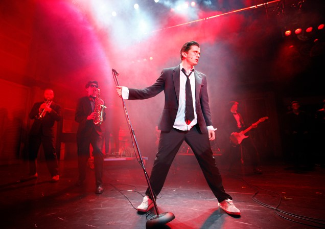 Deco (Brian Gilligan), in The Commitments © Johan Persson