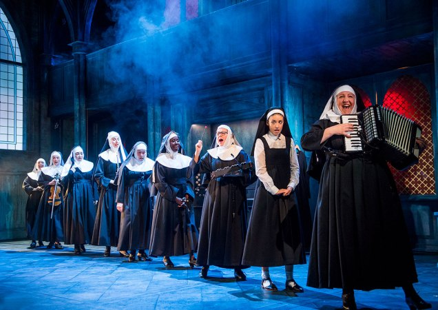 Sister Act at The Palace Theatre, Manchester