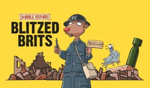 Blitzed Brits at the Imperial War Museum North
