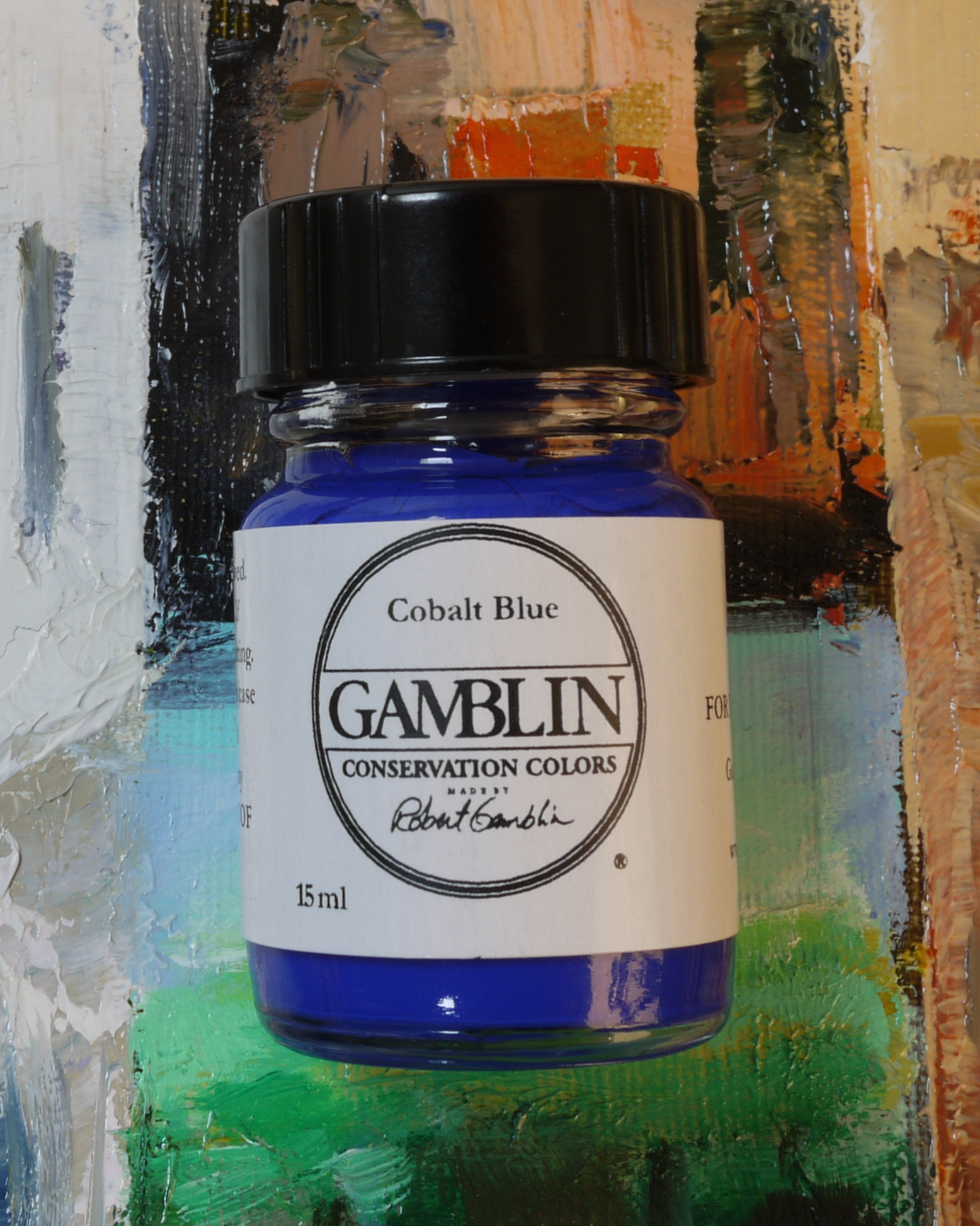A morning with Gamblin Conservation Colors