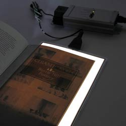Flexible Light Sheet