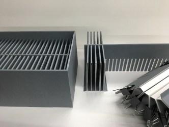 Box dividers.