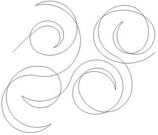 Wind Swirls by Dave Dennis
