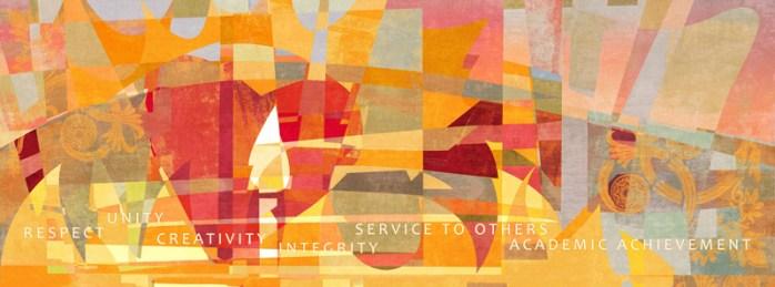 SWC_Elizabeth_Seton_High_School_Library_artwork