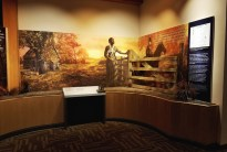 SWC_HarrietTubmanVisitorsCenter_installation