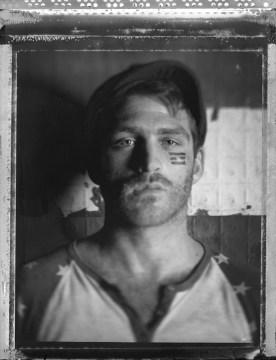 Portrait Polaroid 4x5 of Walker Babington_16