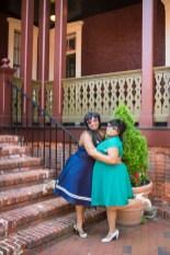 Willnona and Jade at the Maryland Inn.