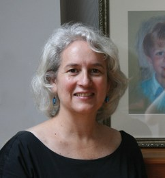 Andrée Tullier, Membership Chair, MSPP Accreditied Member, oil and pastel painter, Annapolis, MD