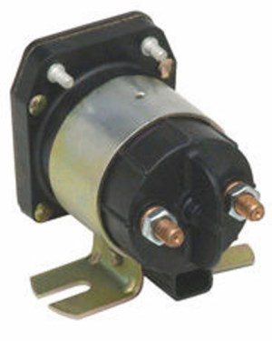 Cole Hersee  2481201  Plastic Solenoid 12V SPST NO