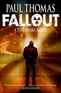 Fallout - Ihaka #5, by Paul Thomas